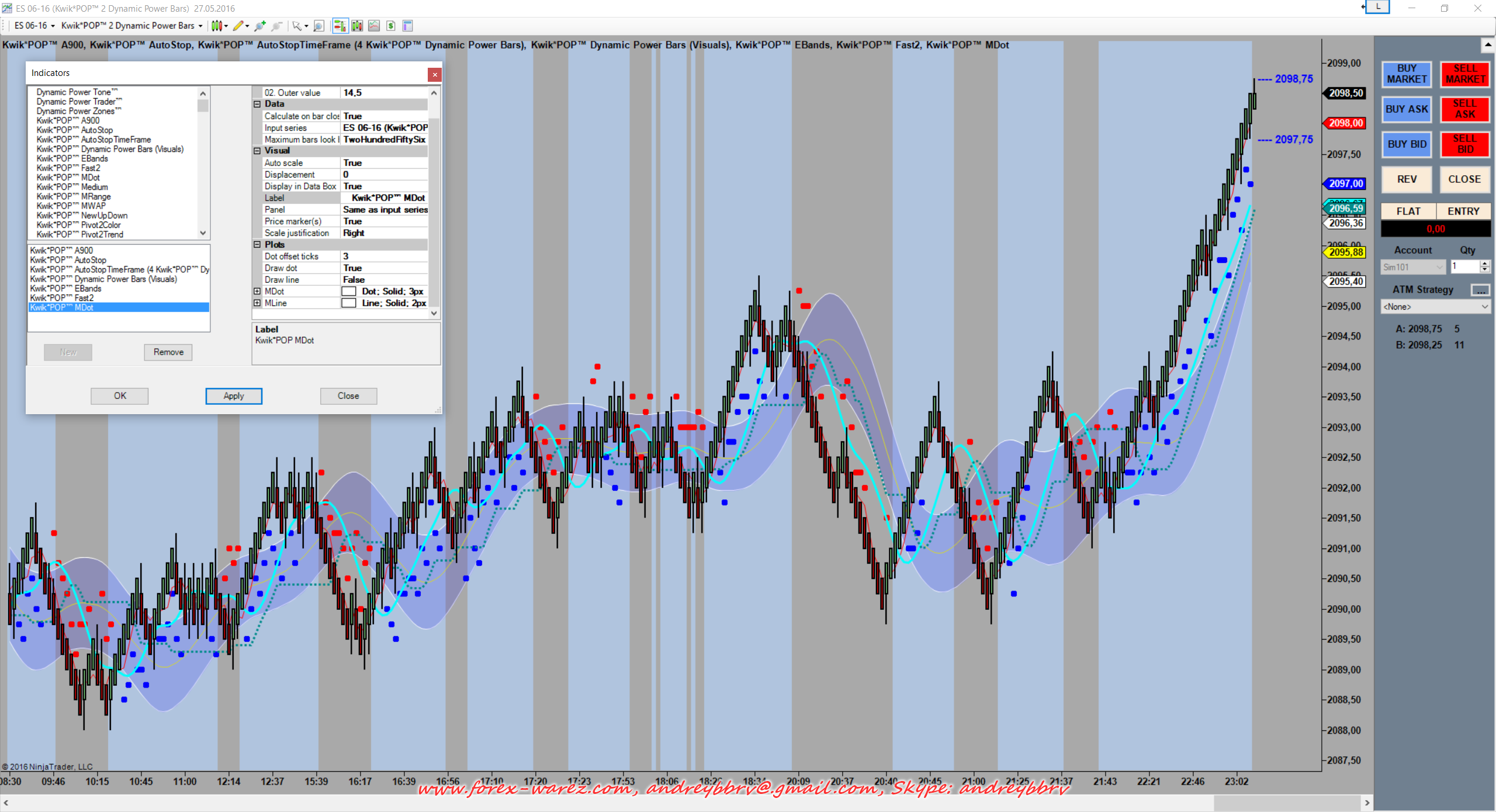 Screenshots/KwikPOP 6 Dynamic Power Tools (NinjaTrader 7-8